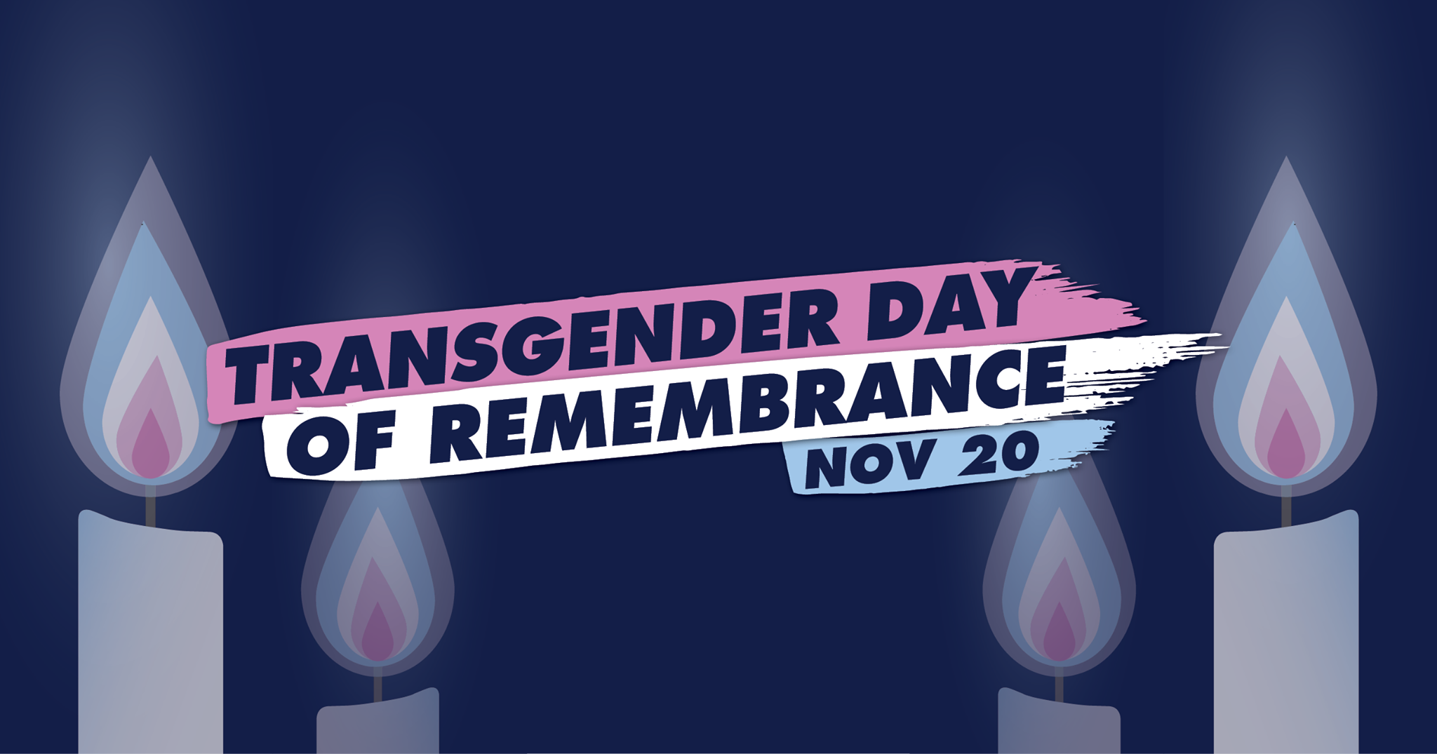 2019 Transgender Day of Remembrance logo