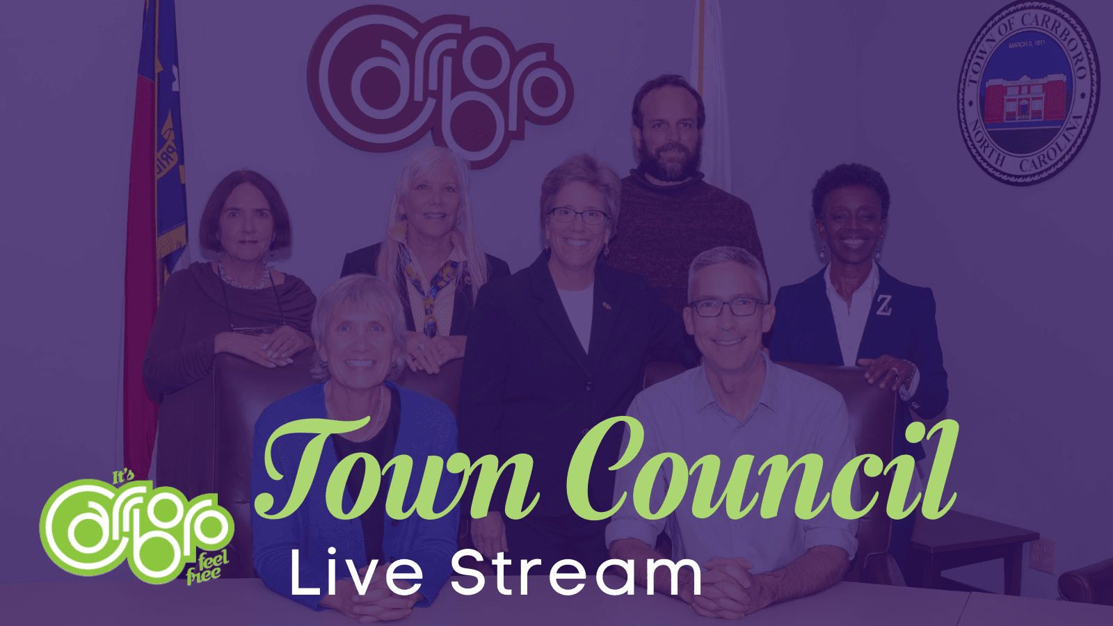 Town Council Live Stream