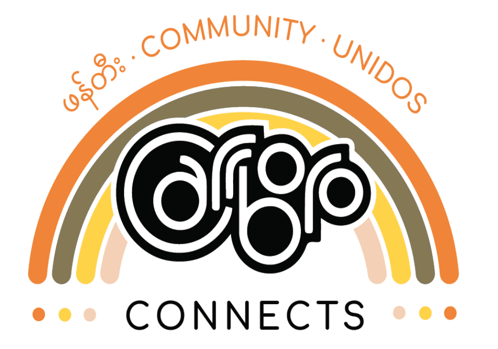 orange carrboro connects logo