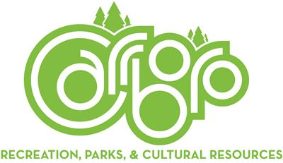 Carrboro Recreation Parks & Cultural Resources Logo