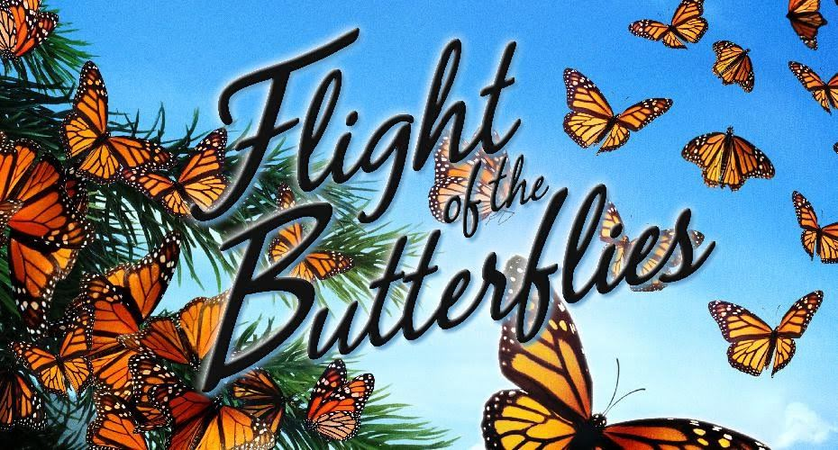 Flight of the Butterflies graphic